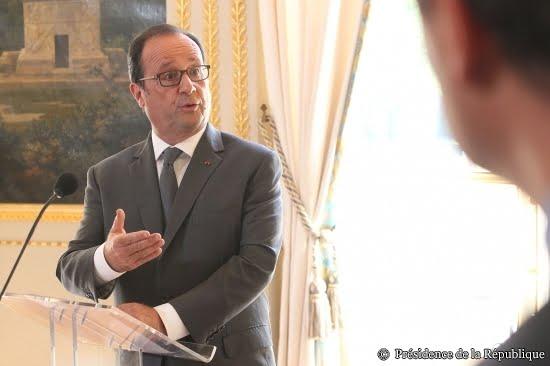 Will tax cuts help Hollande?