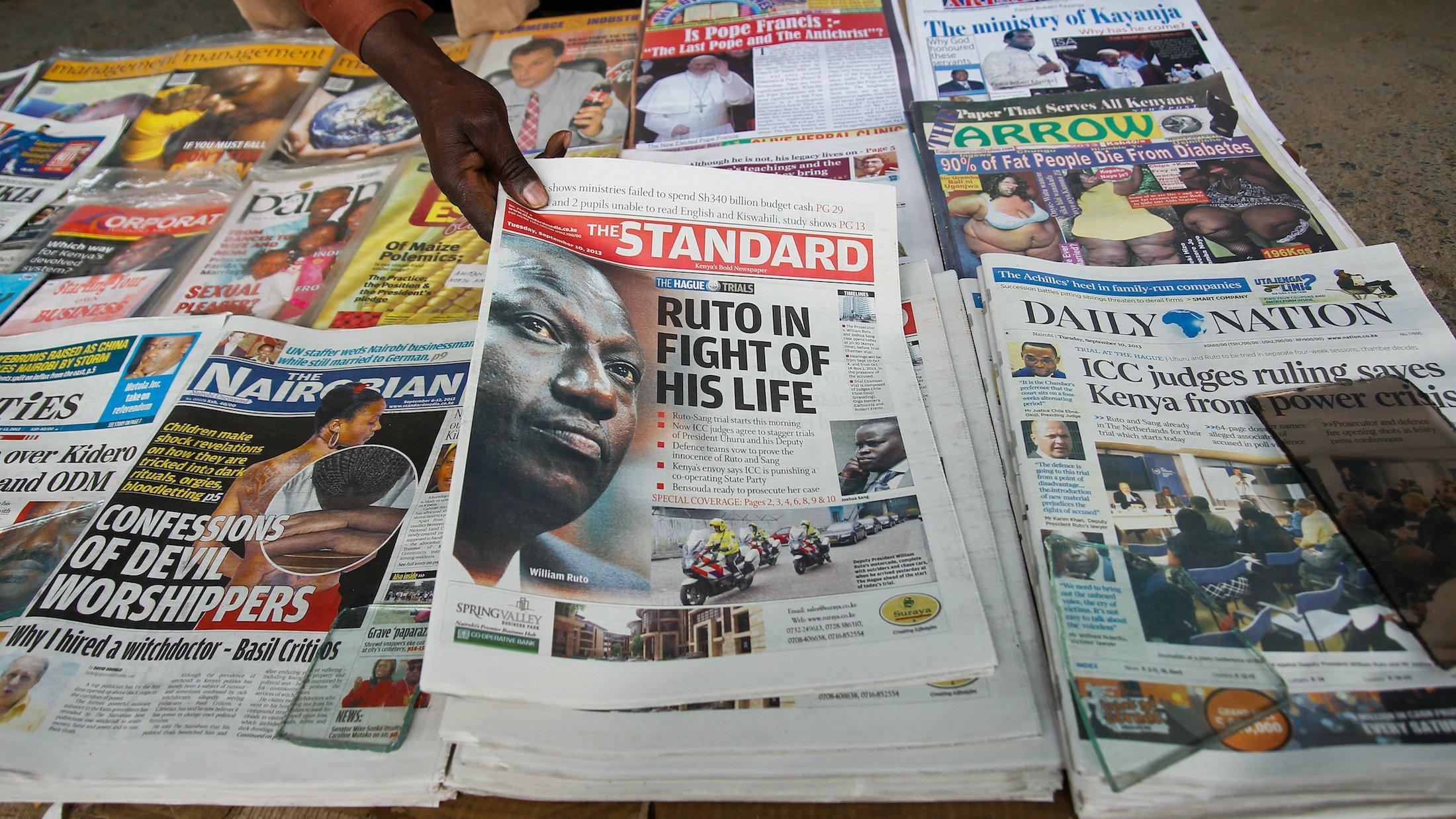 How mainstream media turned blind eye on EABL probe by MPs