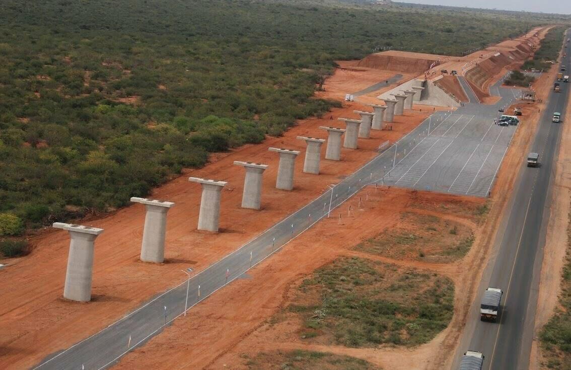 Tribunal puts brakes on SGR construction in Nairobi park