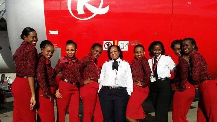 KQ to start direct flight to Victoria Falls, Zimbabwe