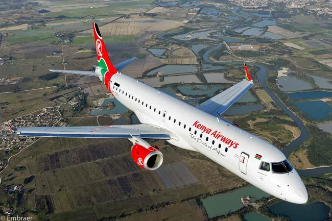Kenya Airways chair opts to quit as govt warns pilots