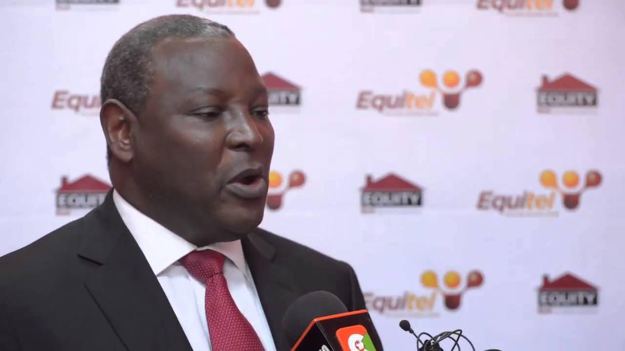 Equitel to overtake M-Pesa by 2018, says Mwangi