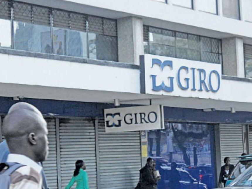 Giro bank