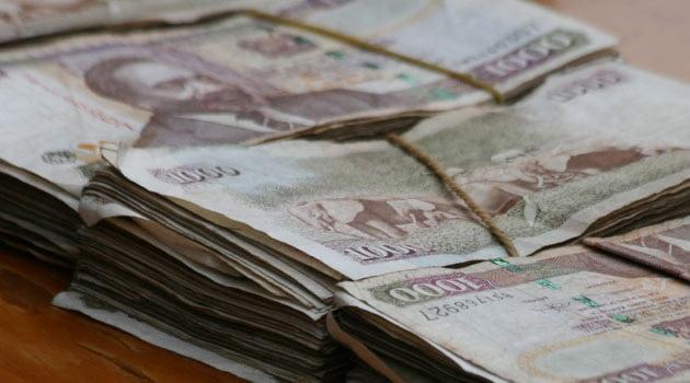 Tresury Bills money