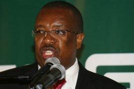 Coop Bank Group Managing Director Gideon Muriuki