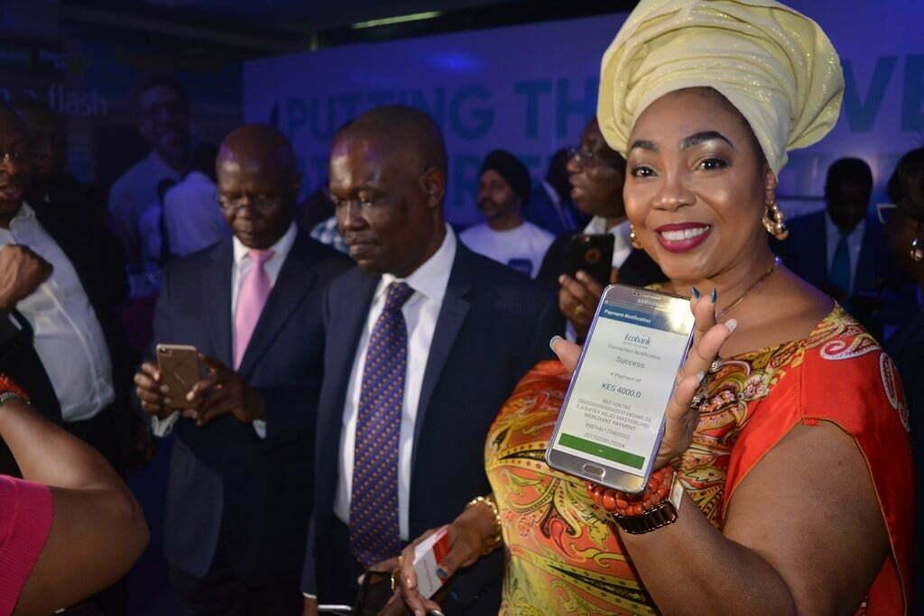 Ecobank Kenya nets 2,000 merchants on Masterpass QR