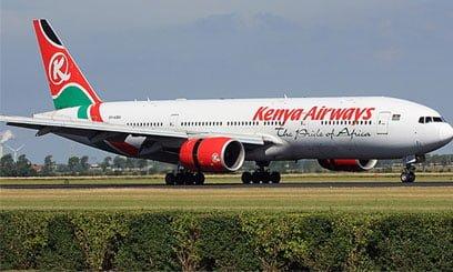 Kenya Airways stops flights to Hong Kong, Hanoi