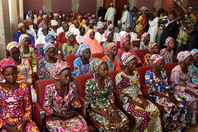Nigeria to fund 106 Chibok girls varsity education
