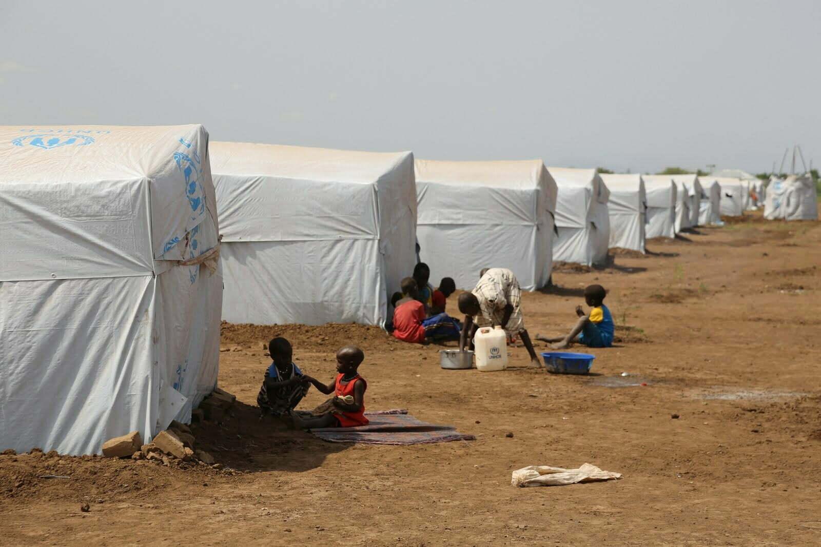 Refugee children facing malnutrition in Kakuma as ration cuts announced