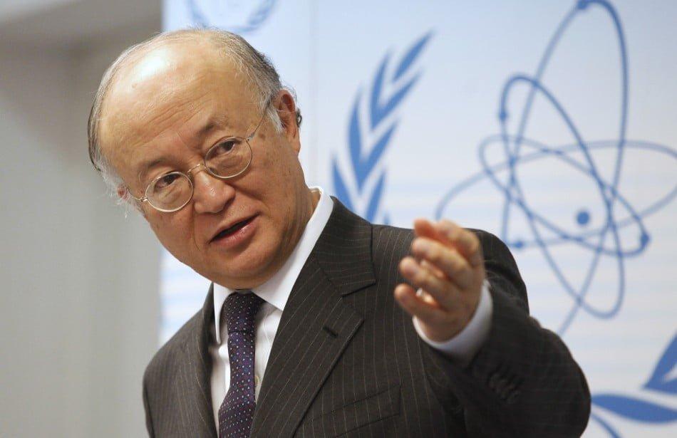 Yukiya Amano IAEA
