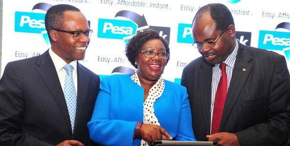 PesaLink named Best Banking Innovation at global fete