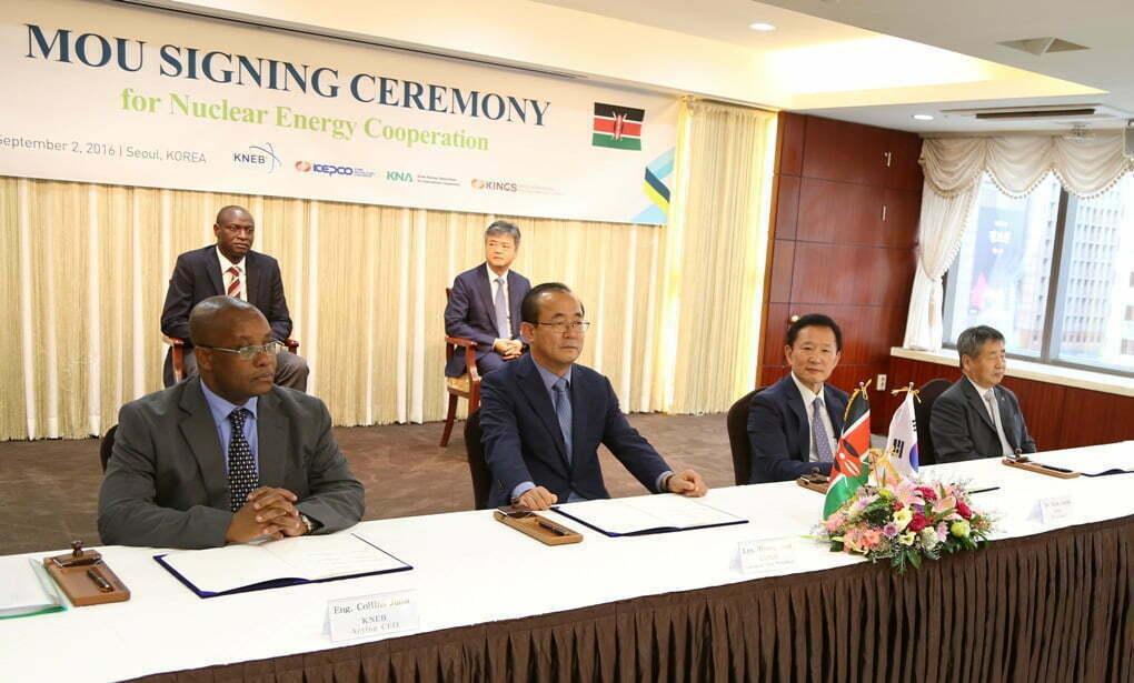 Kenya nuclear ambitions earn global backing