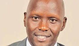 Kenya Pipeline Company Managing Director Joe Sang