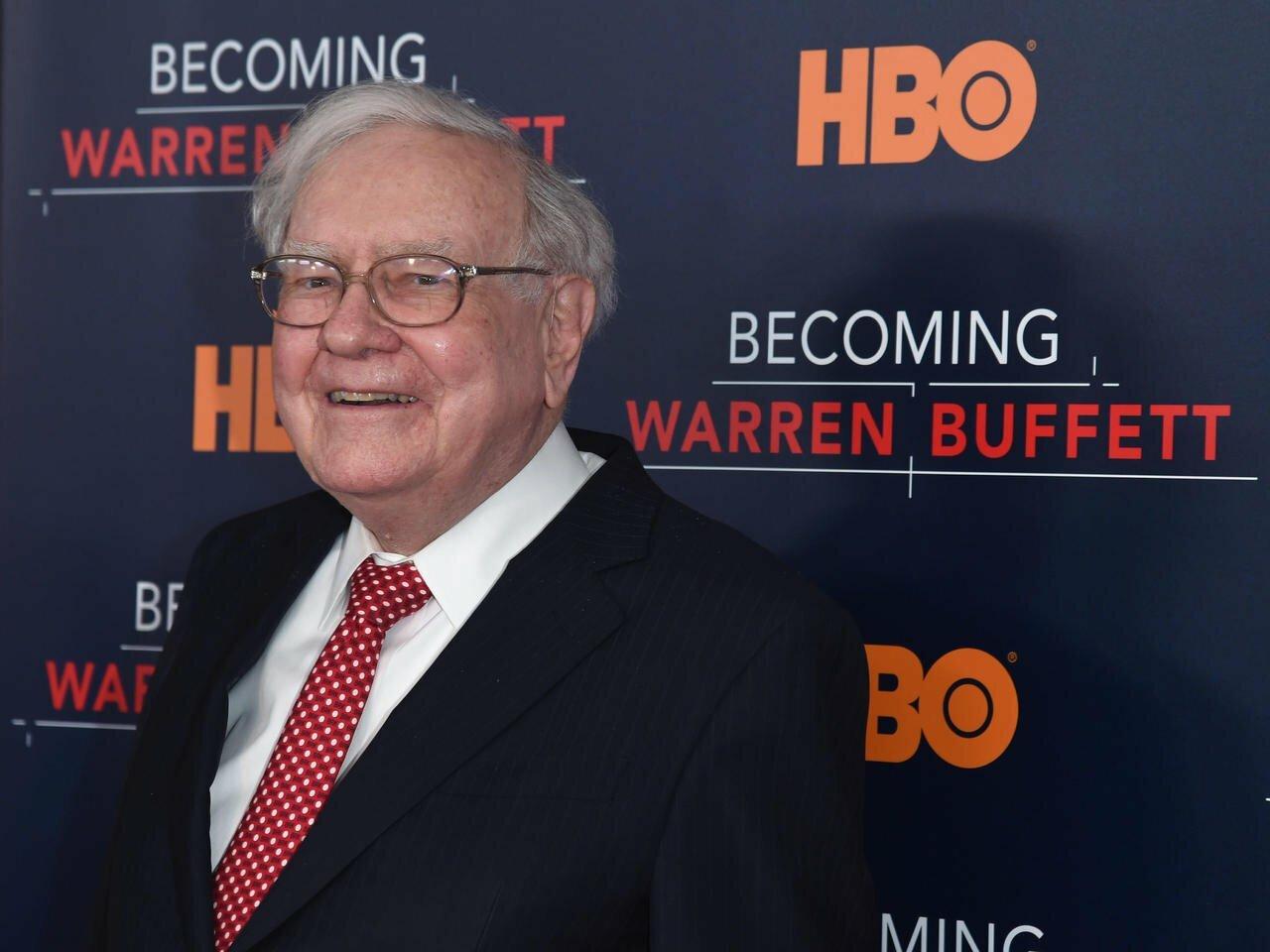 Warren Buffet just gave away Sh280 billion to charity in one year