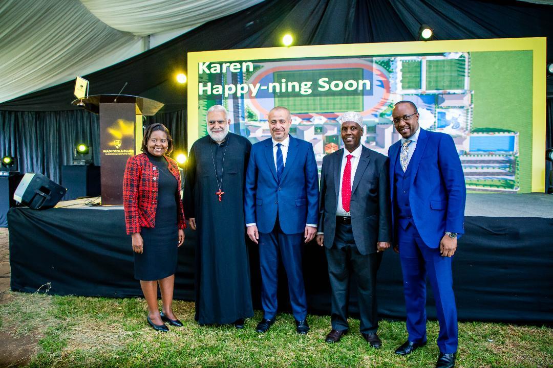 Wadi Degla Clubs starts Sh2.5 billion investment for new Karen club
