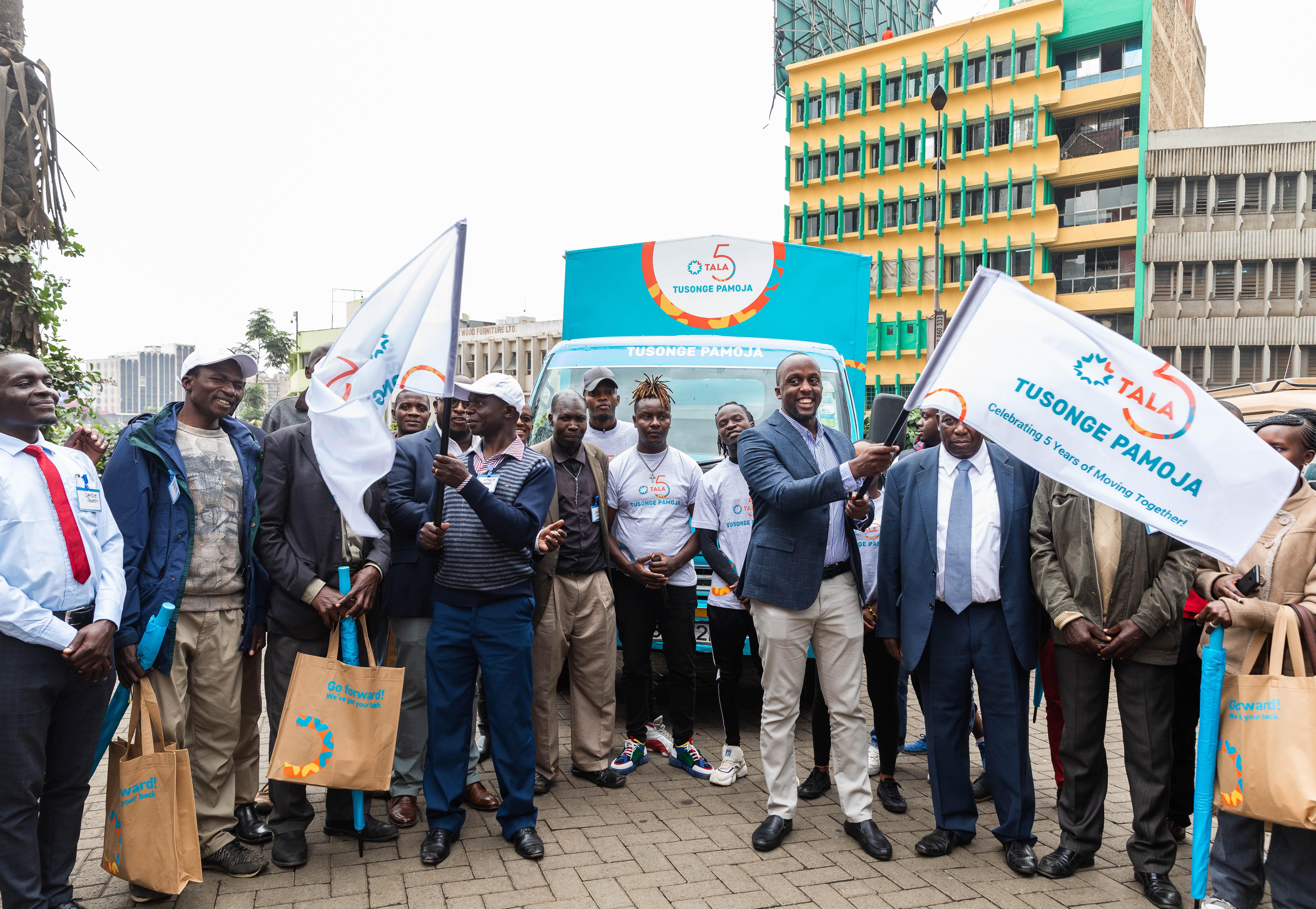 Tala launches Ksh 605 Million Rebuild Fund