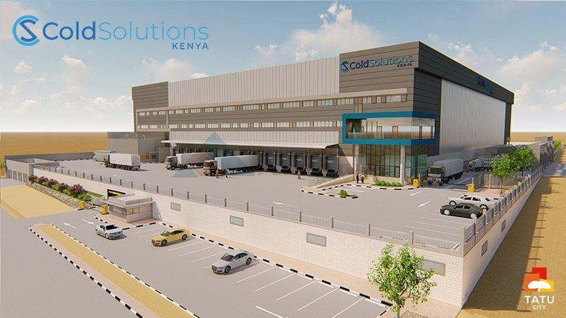 Cold solutions Kenya invest Ksh 7.5 billion for cold storage