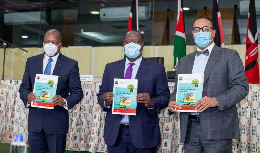 Kenya awarded global safe travel stamp