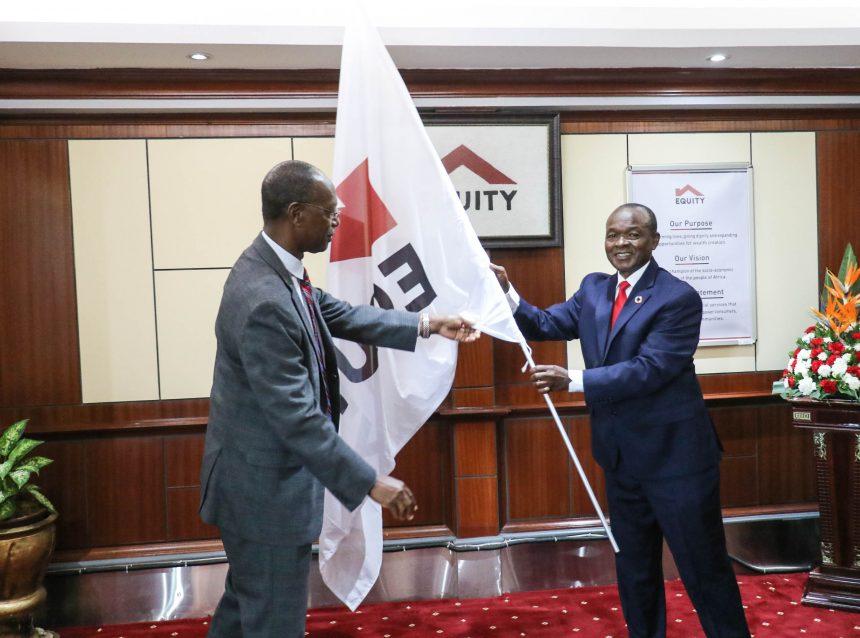 Ambassador Erastus  Mwencha appointed  board chairman of Equity Bank