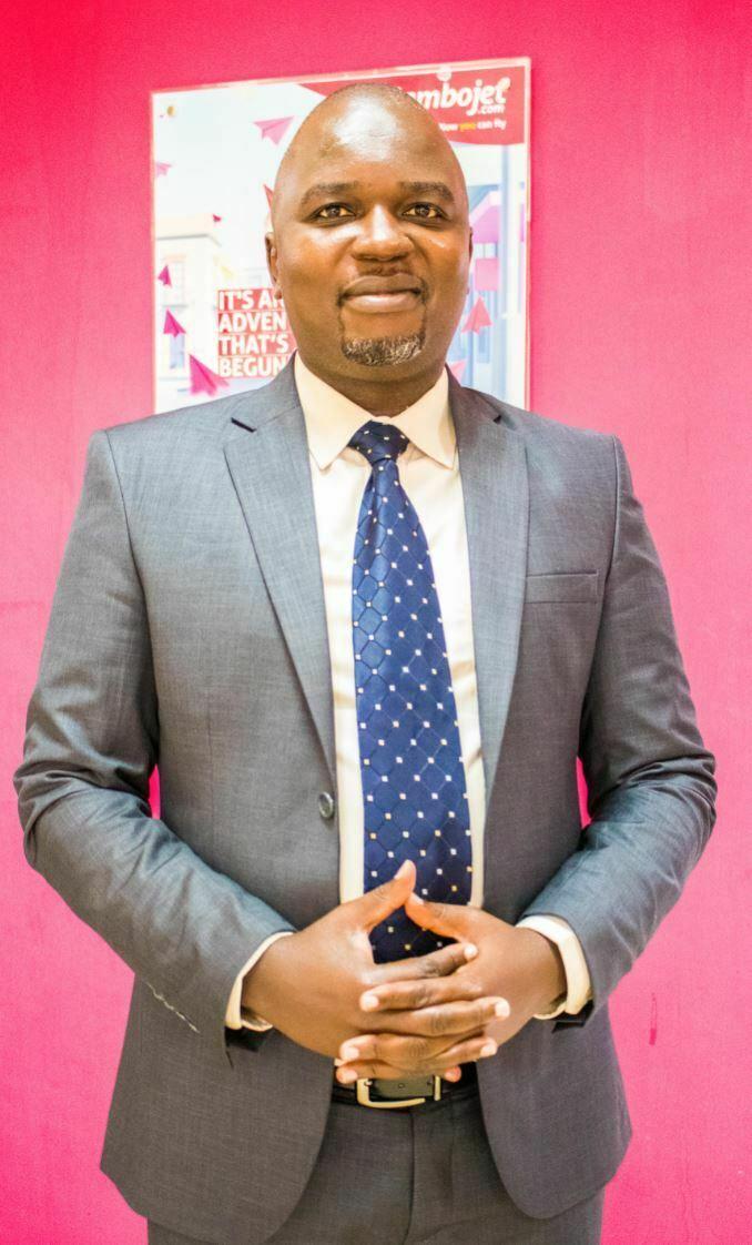 Titus Oboogi – Head of Sales and Marketing